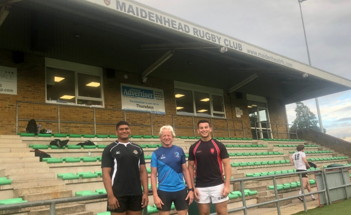 Maids agree Ealing Trailfinders Partnership